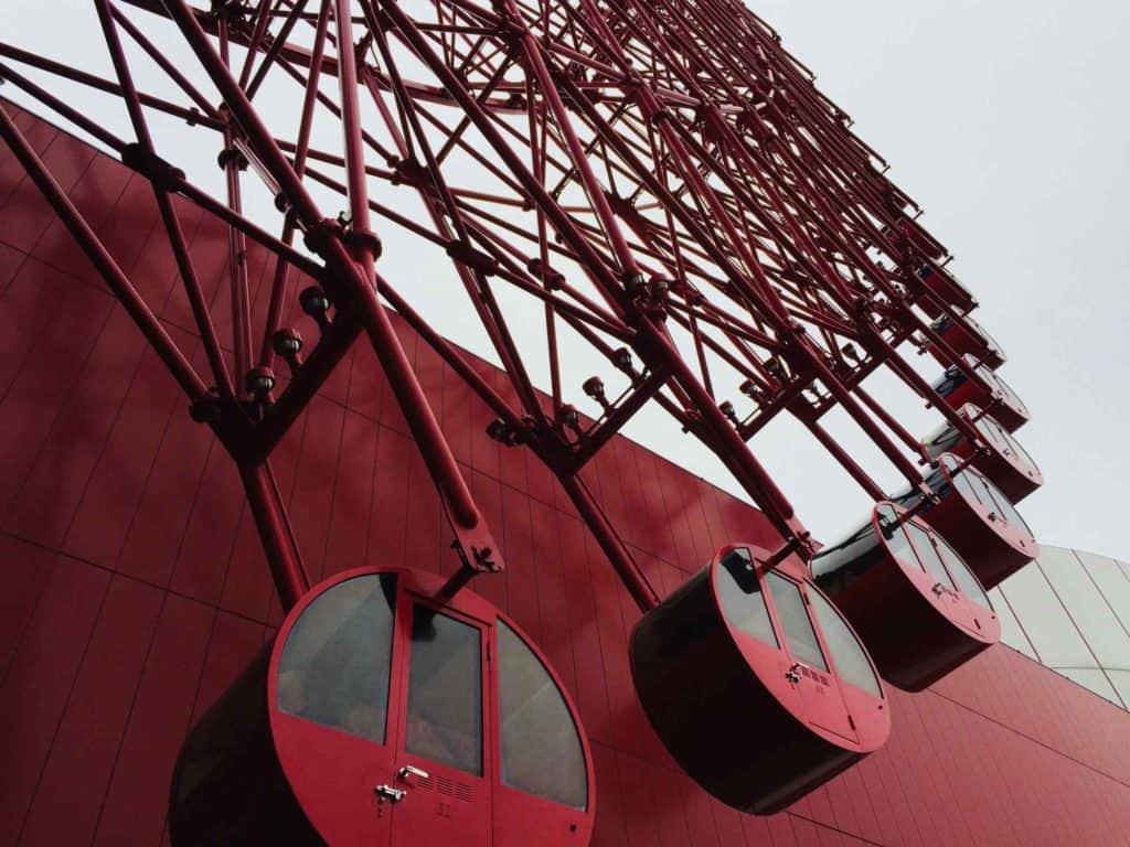 Hep 5 Ferris Wheel