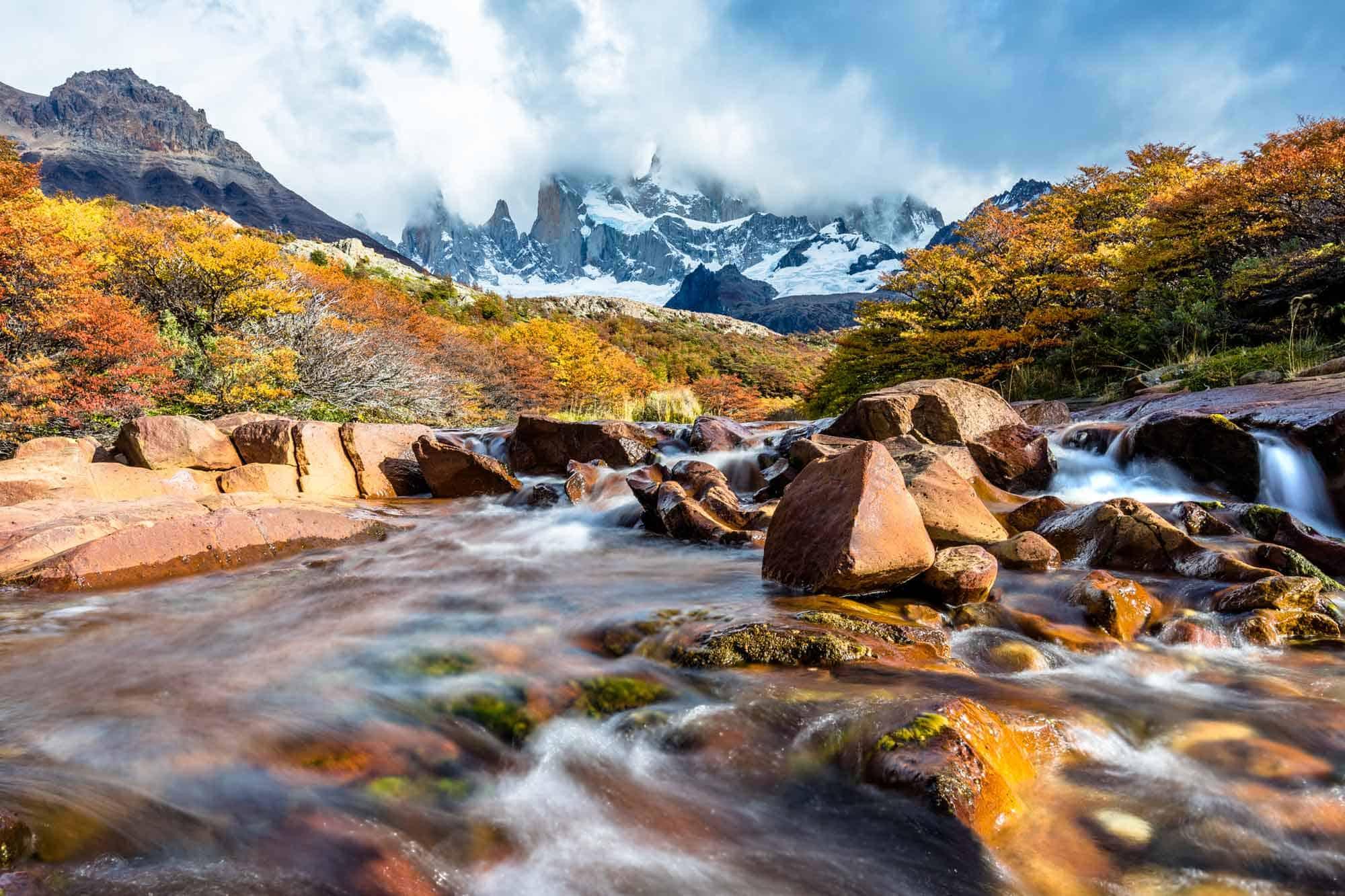 Hiking In Patagonia Trekking Guide