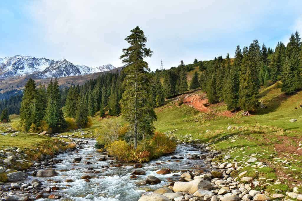 Jyrgalan River