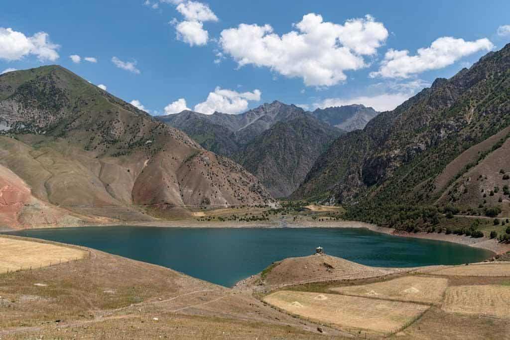 Koldul Lake Kyrgyzstan