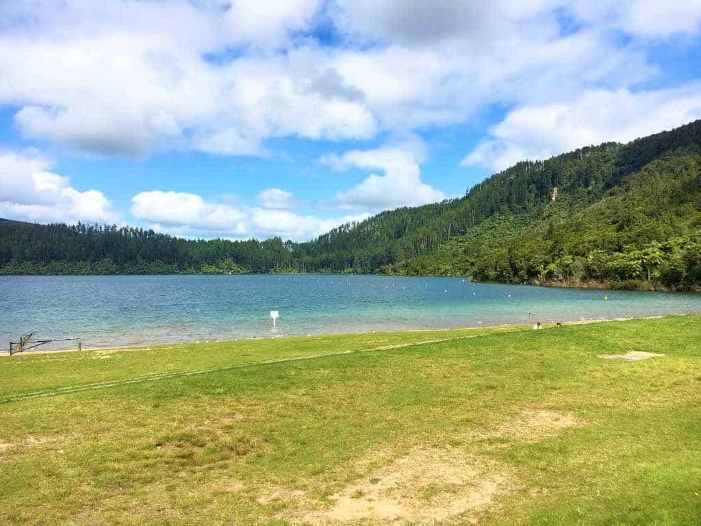 Lake Tikitapu Rotorua