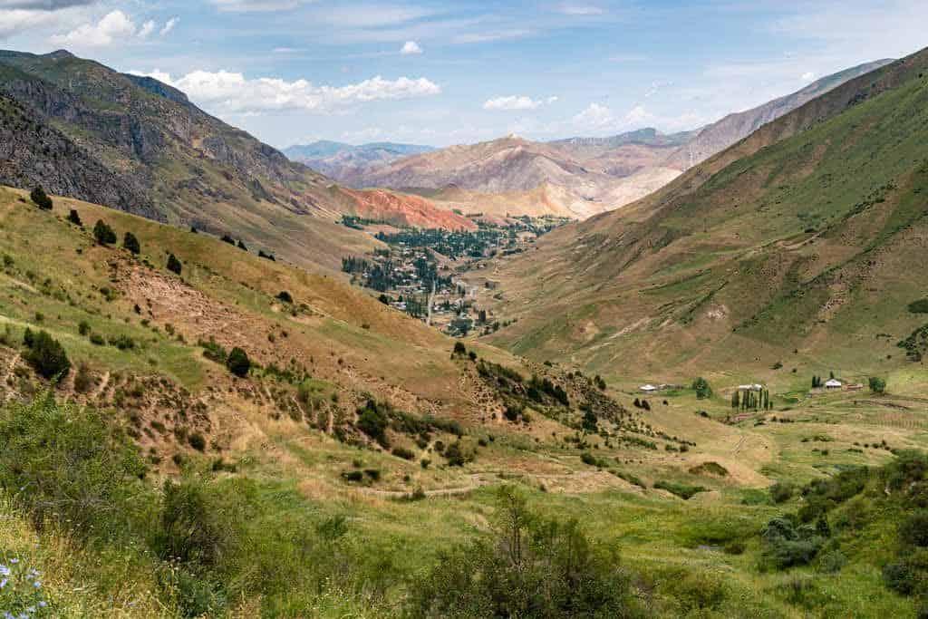 View Of Murdash