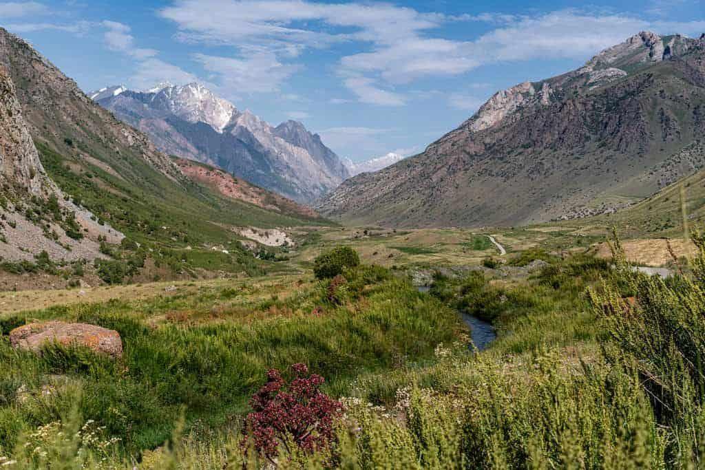 Daroot-Korgon Kyrgyzstan