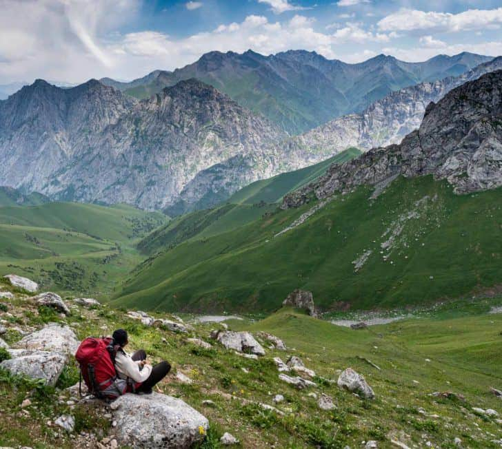 The Ultimate Guide to the Truly Nomadic Land Trek in Kyrgyzstan