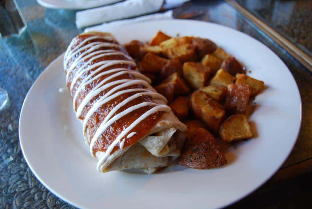 San Francisco Burrito
