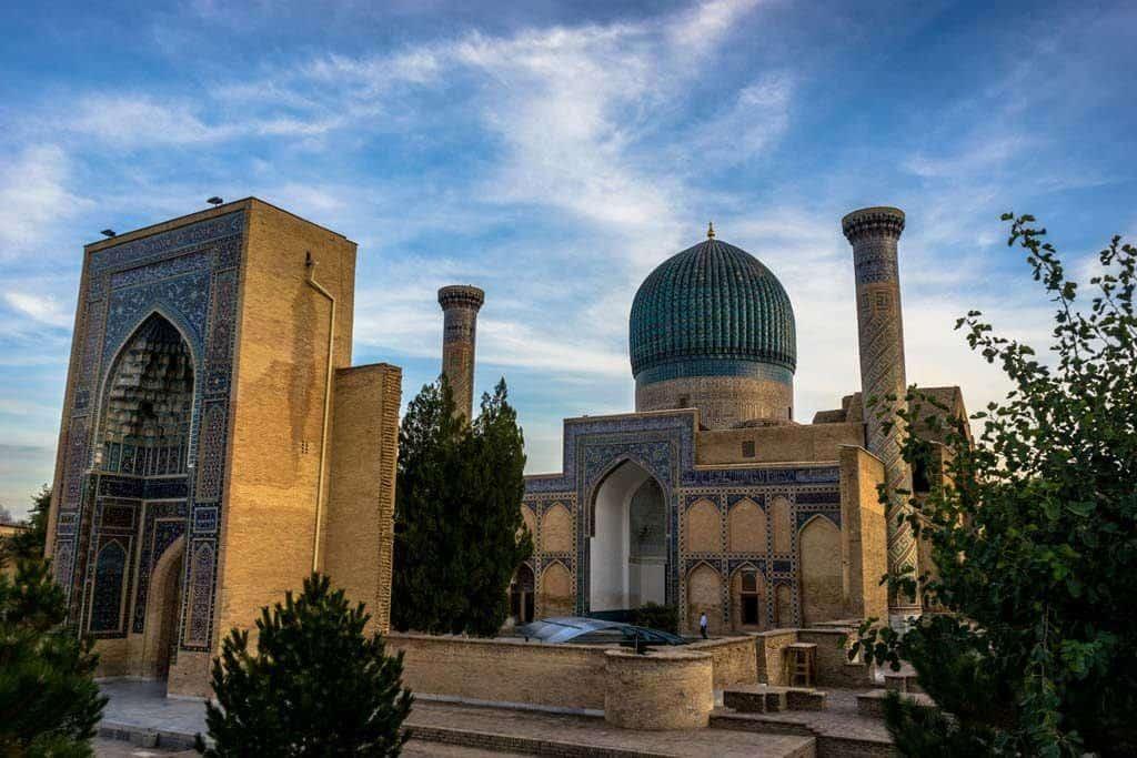 Gur-E-Amir Complex