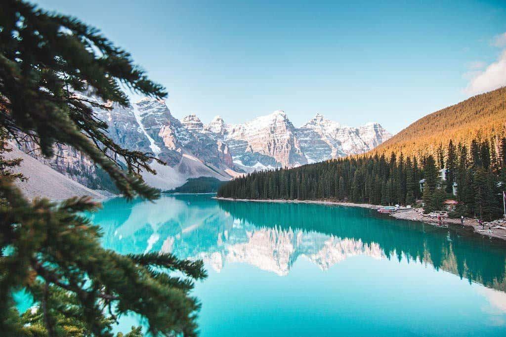 Banff Lake