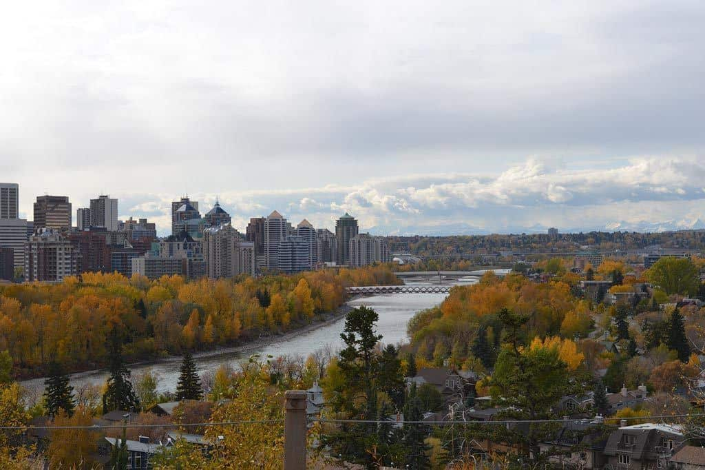 Calgary City Parks