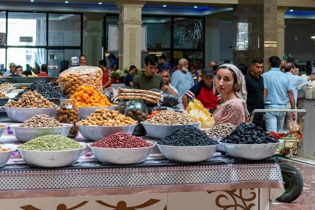 Bazaar Dushanbe