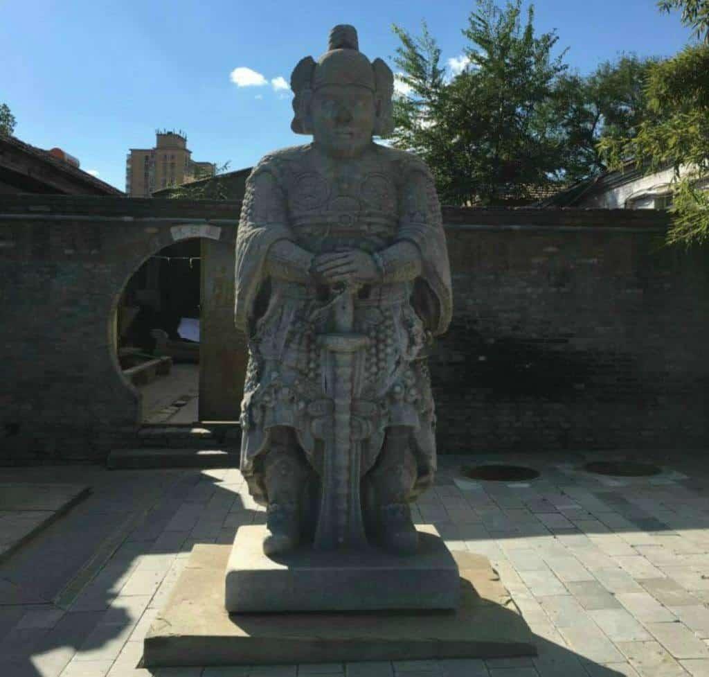 Tianyi's Mausoleum