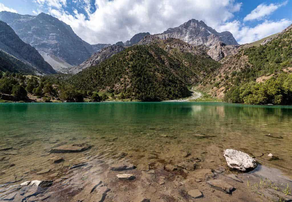 Beautiful Lakes Loop Trek