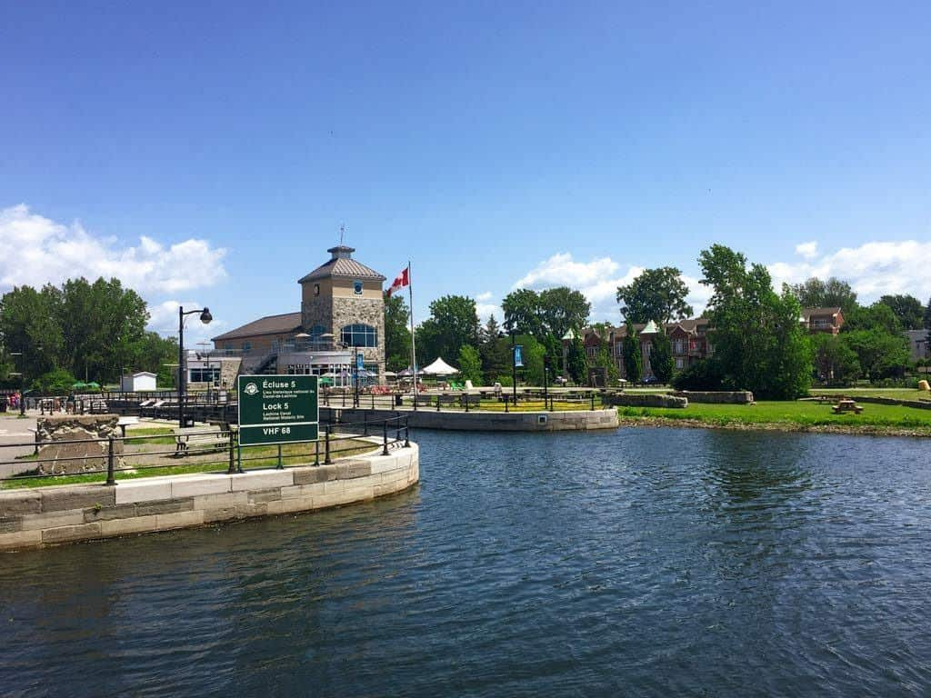 Old Port, Lachan canal, Montreal