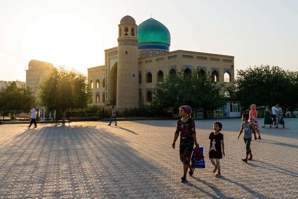 Mosque Khujand