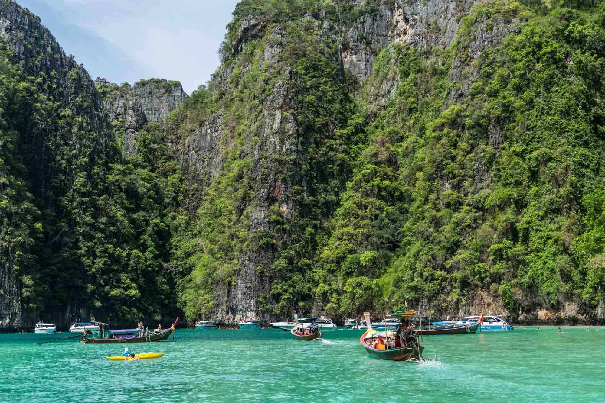 Phi Phi Islands Phuket Thailand
