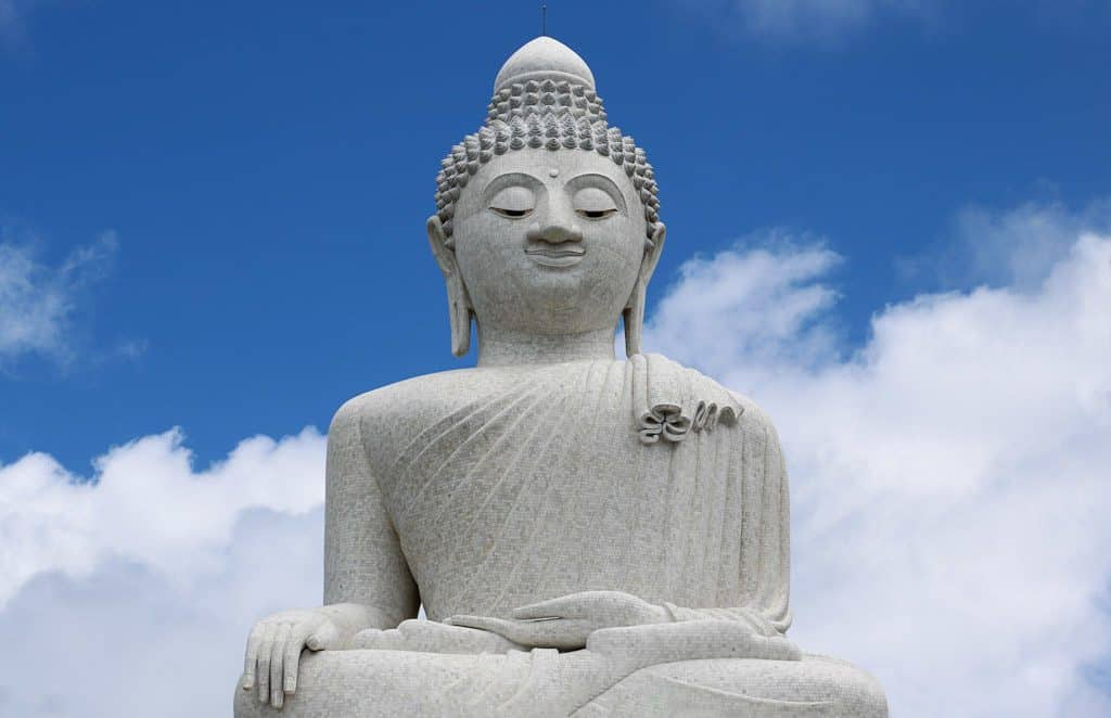 Big Buddha 3 Days in Phuket Itinerary Thailand