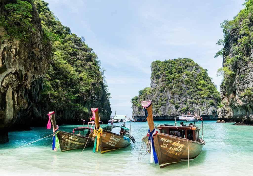 Phuket Island Hopping Tour Thailand