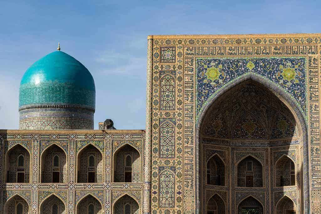 Places To Visit In Samarkand