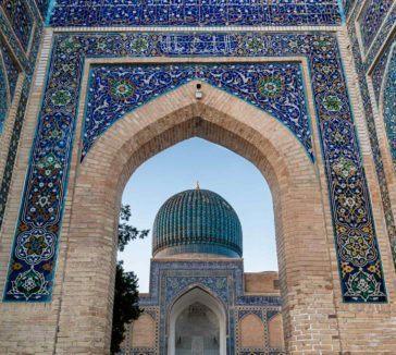 Things to Do in Samarkand Uzbekistan