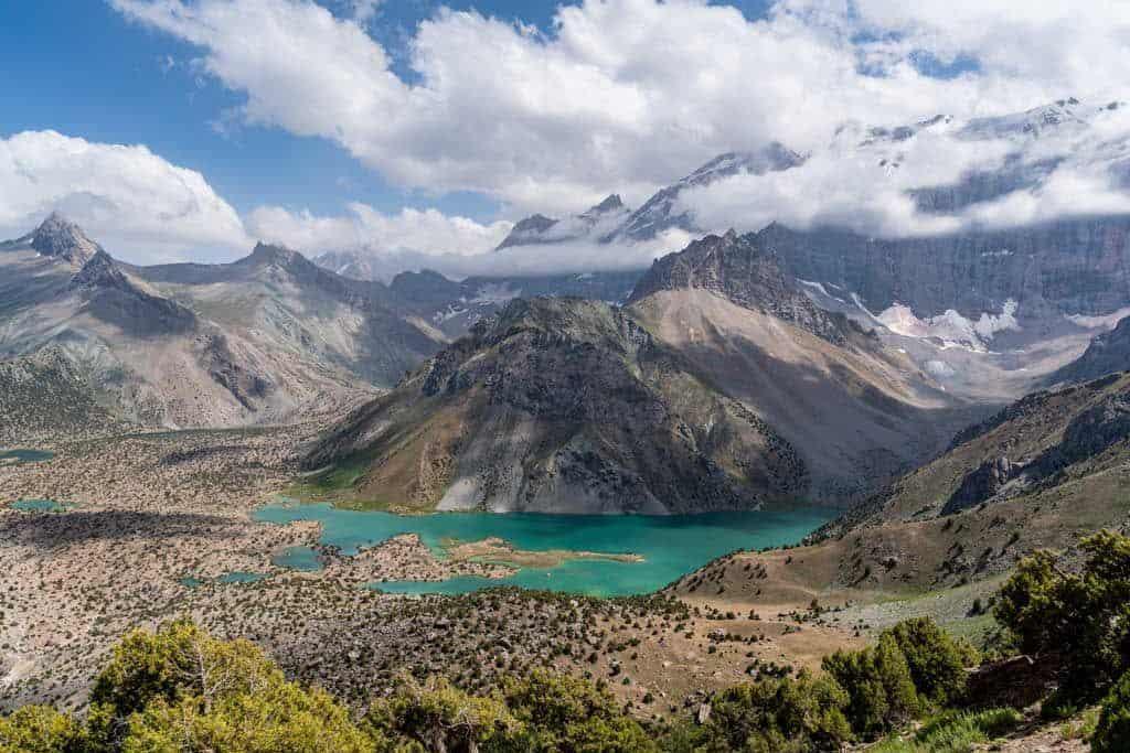 Lakes Loop Hike Tajikistan
