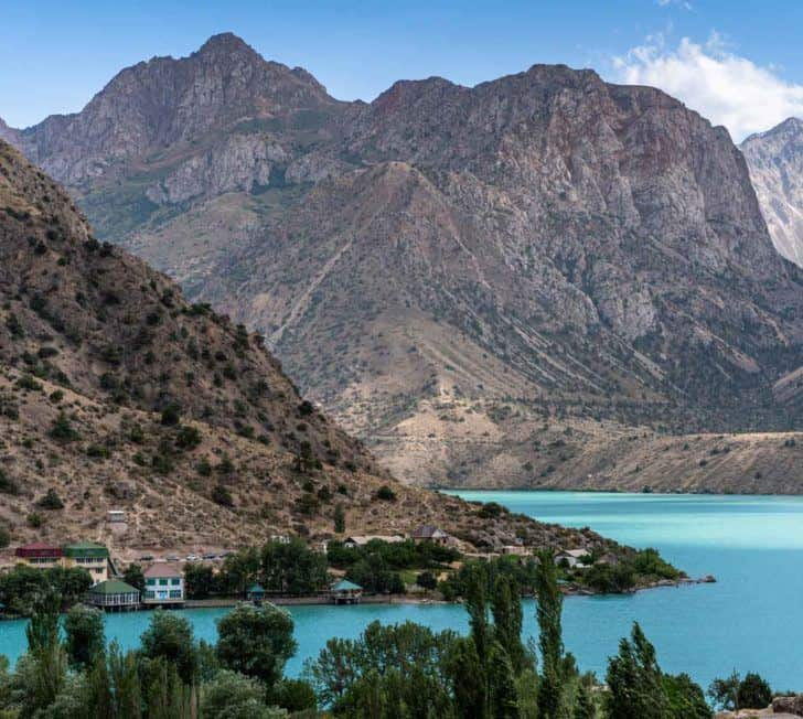 Travel Guide and Things to Do in Iskanderkul, Tajikistan