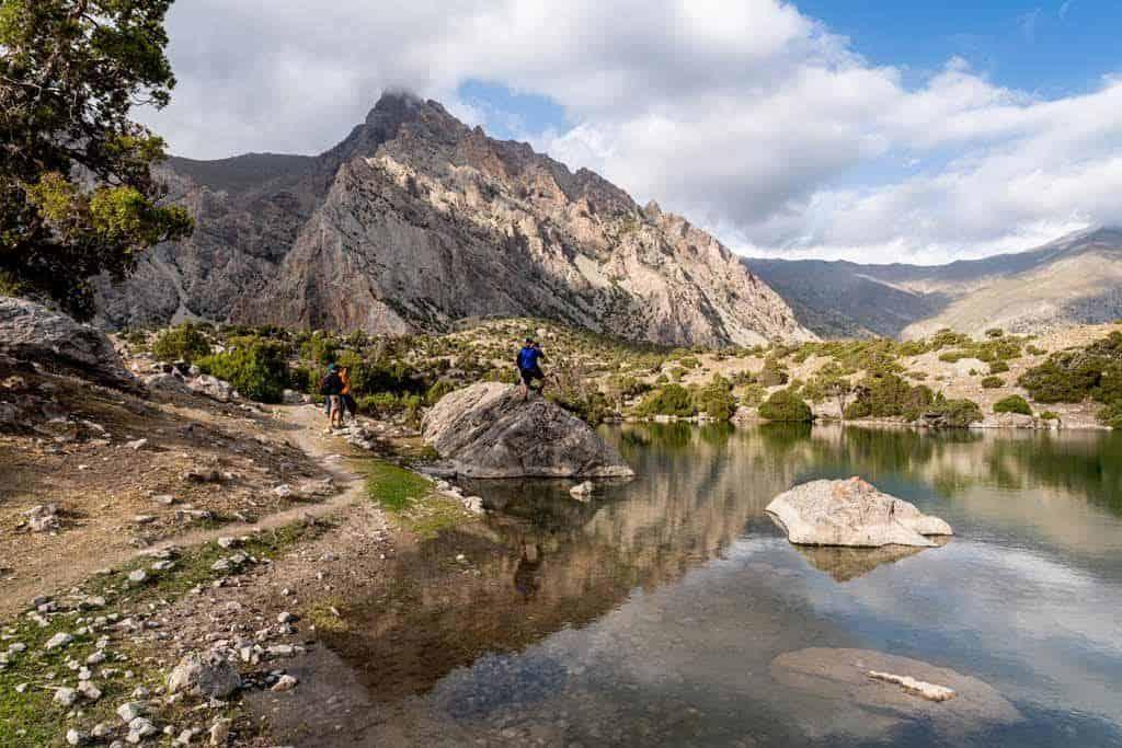 Hiking Lake