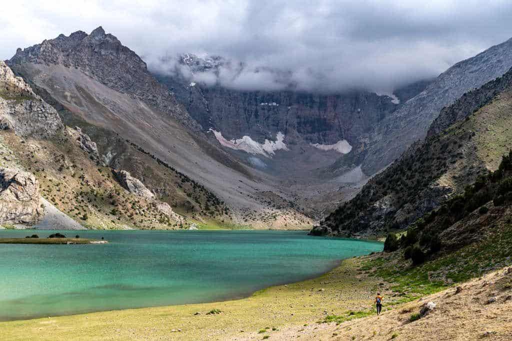 Hiking Lakes Loop Hike