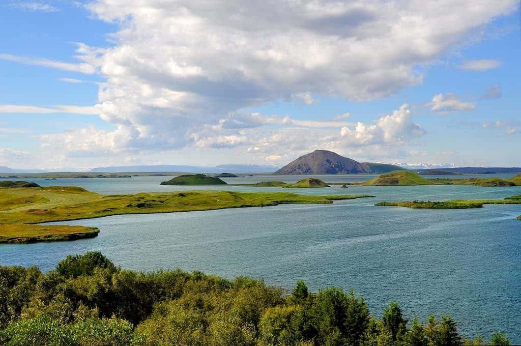 Visit Lake Mývatn
