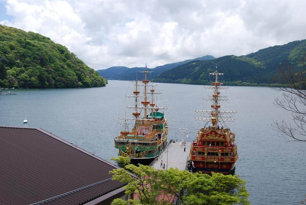 Lake Ashi Hakone