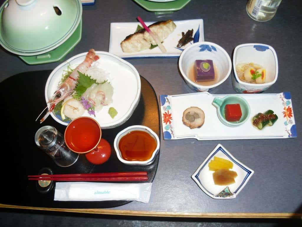 Restaurants In Hakone