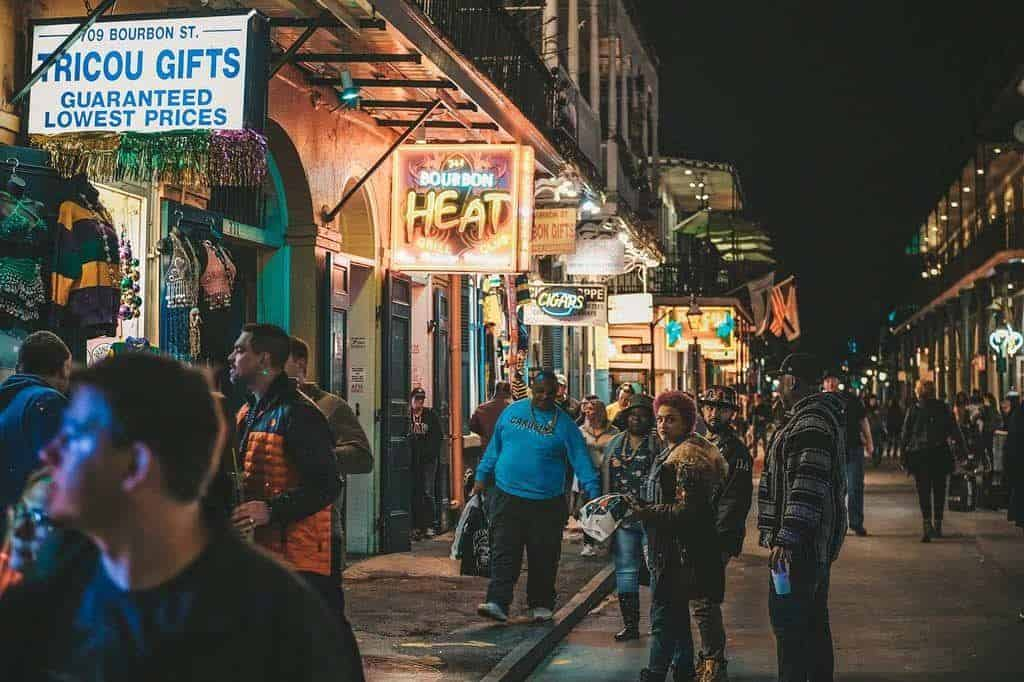 Bourbon Street Things To Do In New Orleans
