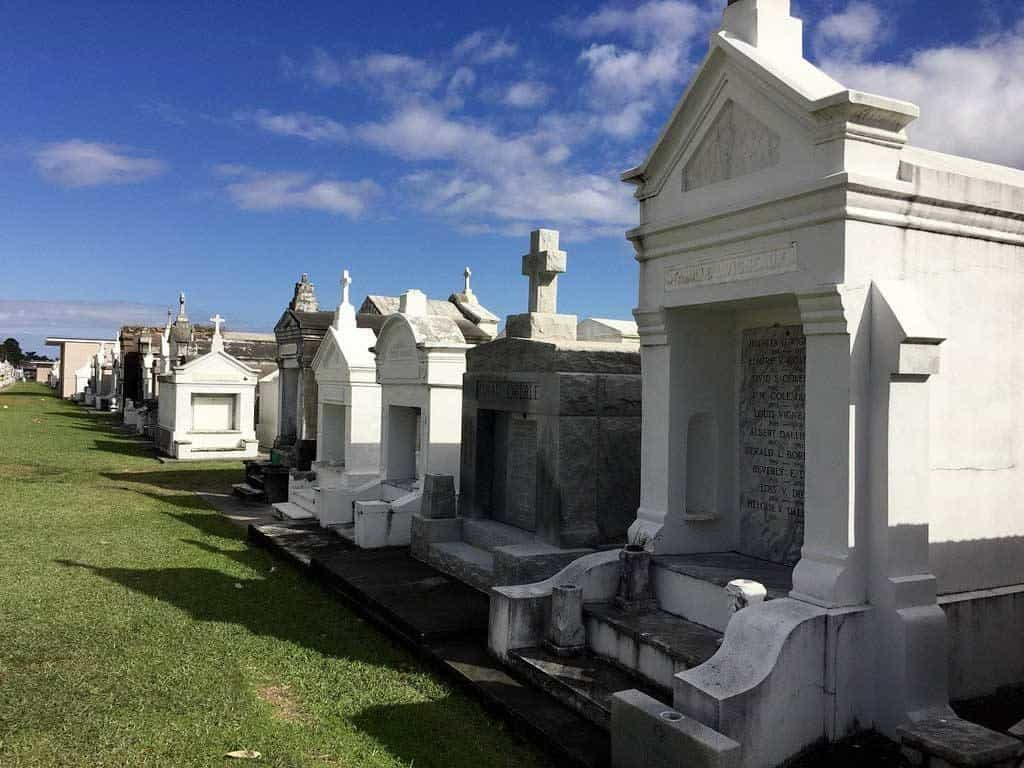 Cemetery In New Orleans