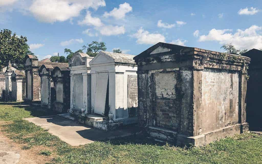 New Orleans Cemetery No 1