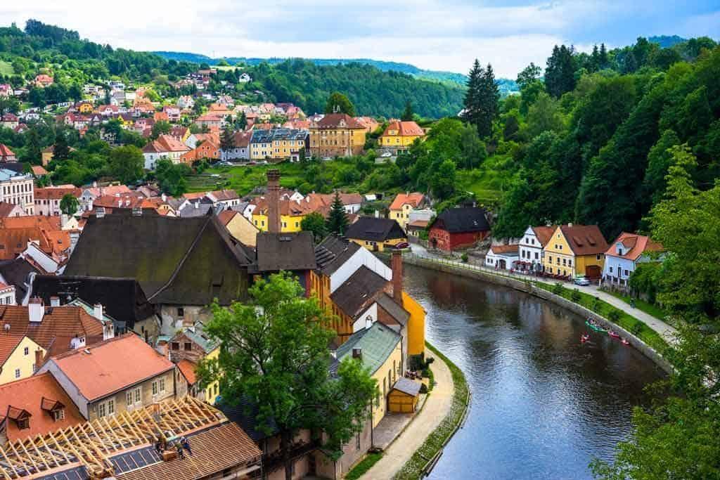 Cesky Krumlov Czech Republic Travel Tips