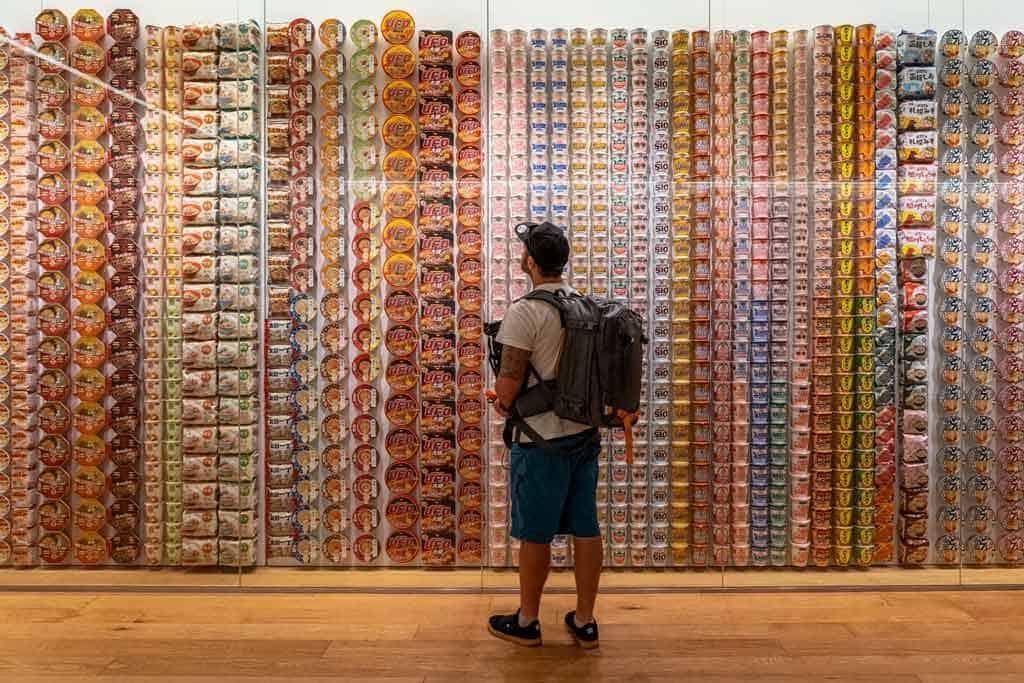 Cup Noodles Museum