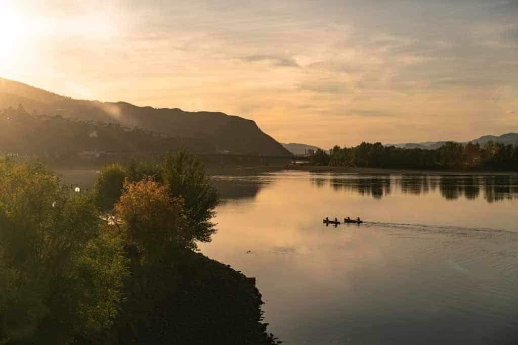 Kamloops Vancouver To Calgary Road Trip