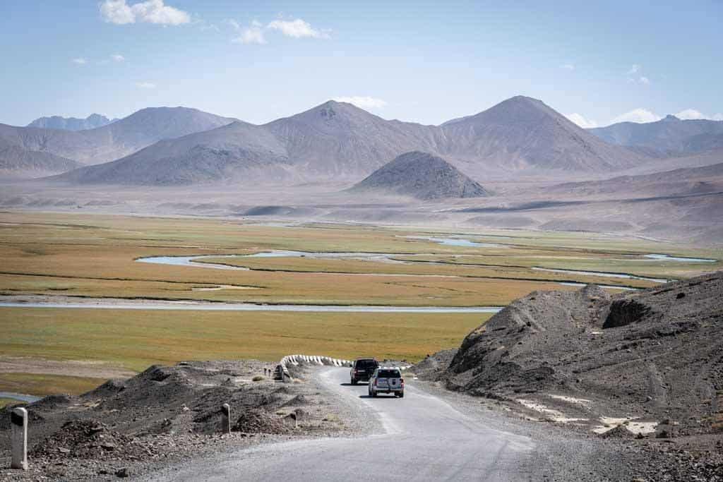 Road To Karakul