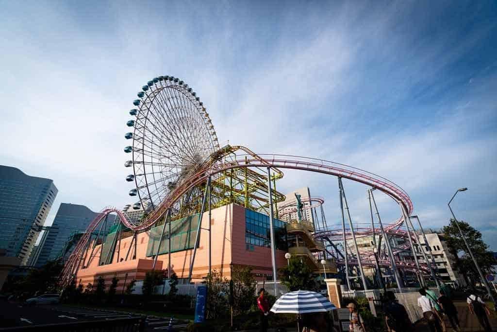 Mirato Mirai 21 Yokohama Itinerary