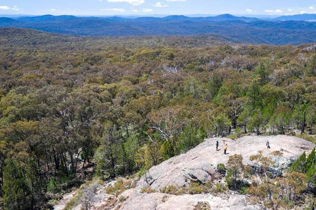 Norths Lookout Woomagamara National Pakr