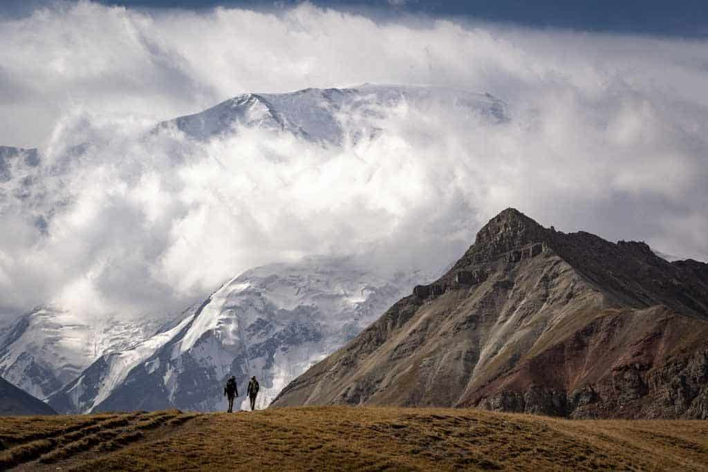 Peak Lenin Travellers Pass