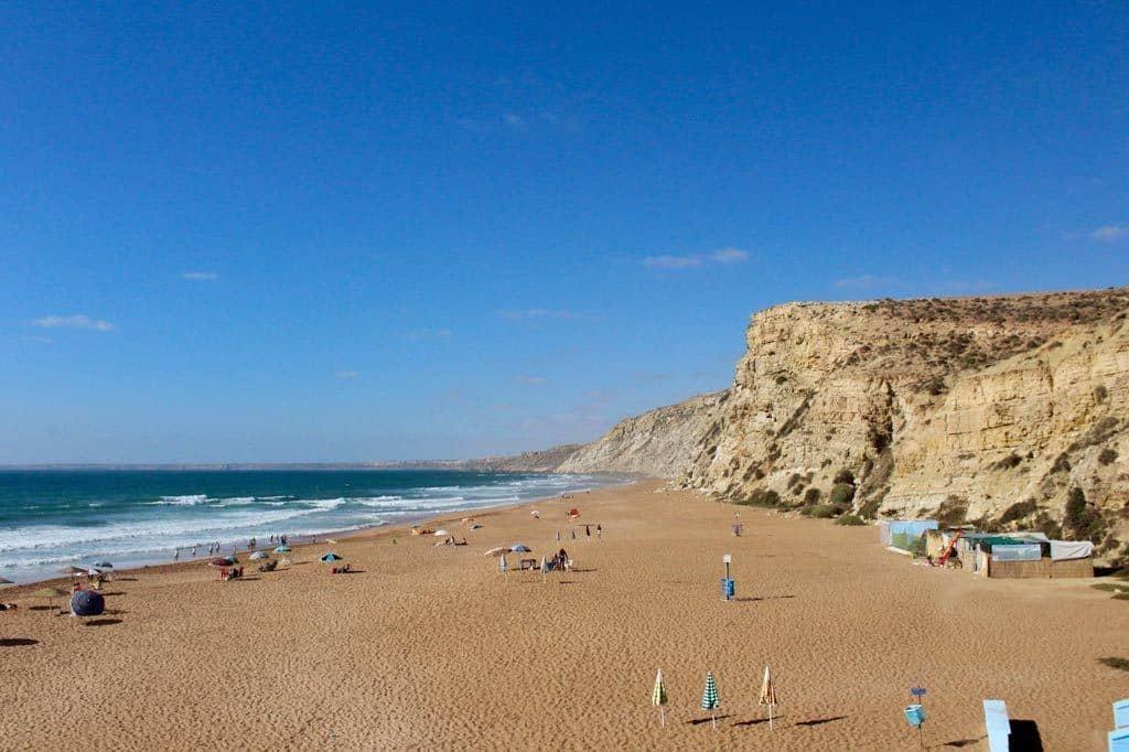 Beach In Safi Morocco