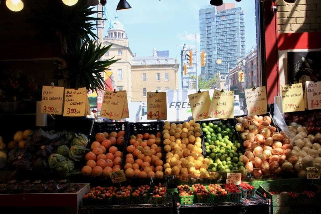St-Lawrence Market