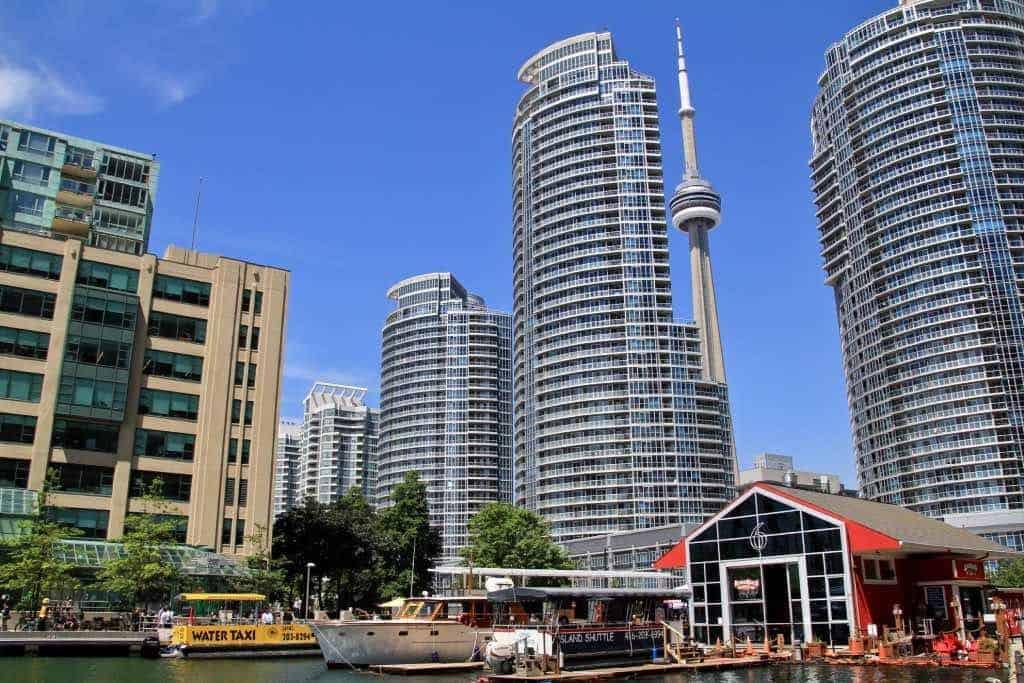 Toronto Harbour Views