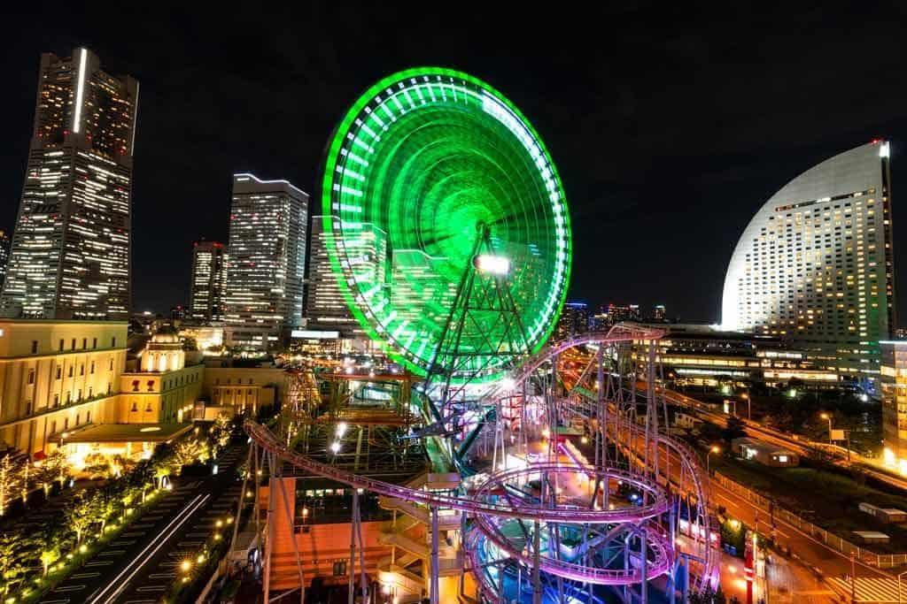 Yokohama Itinerary