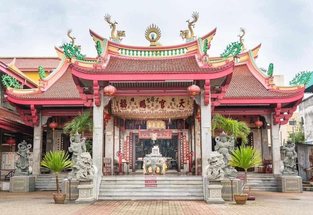 Jui Tui Shrine What To Do In Phuket