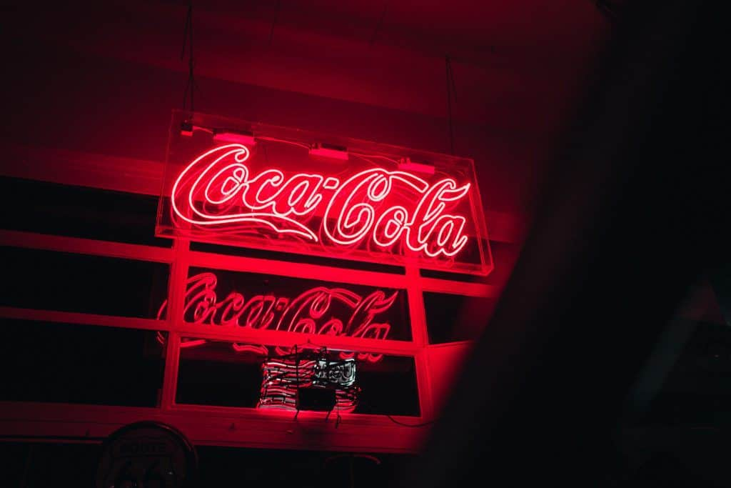 The Coca Cola museum is the tastiest part of touring Atlanta