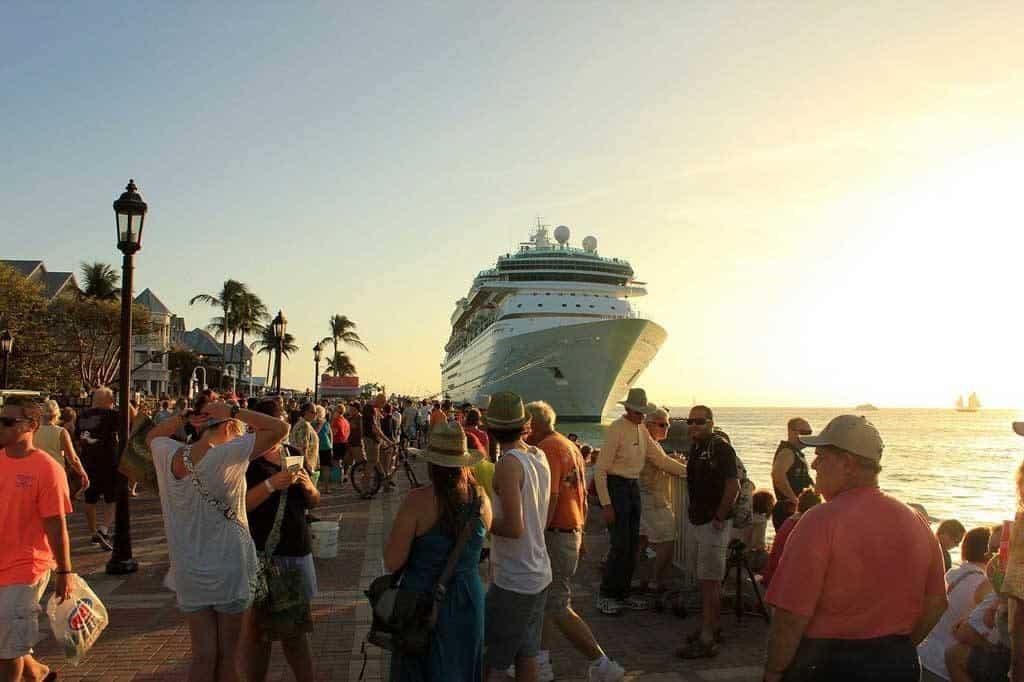 Cruise Ship Key West