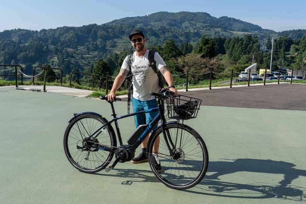 Yamakoshi E-Bike
