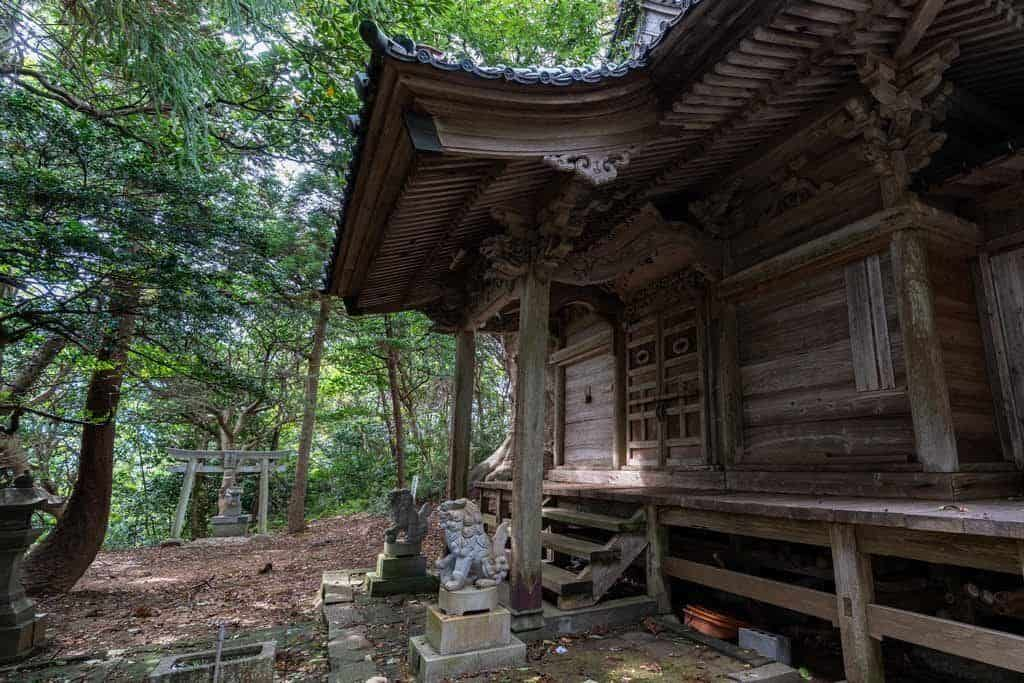 Gatsugi Shrine