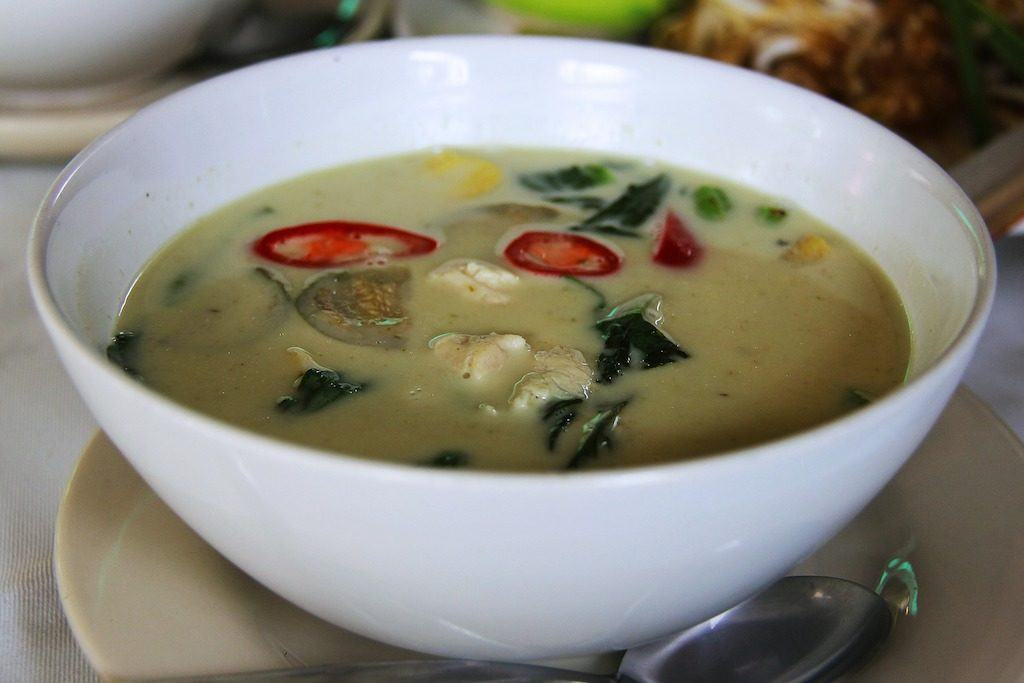 Green Curry Cooking Class Thailand