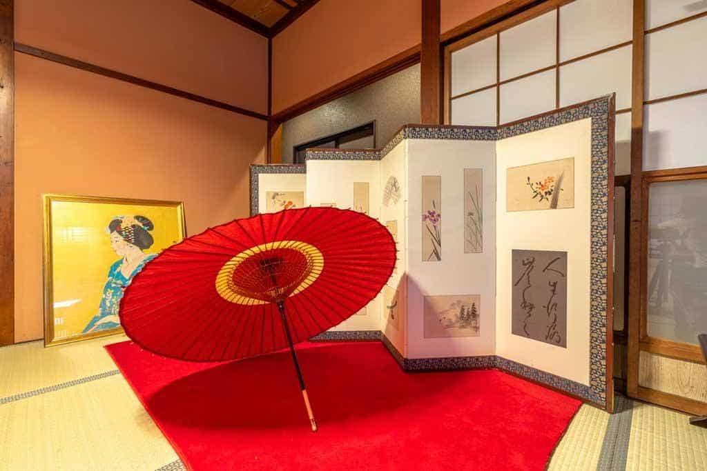 Ryokan In Murakami